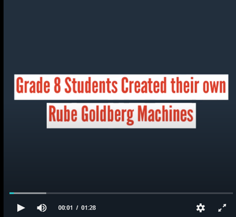 Rube Goldberg Video