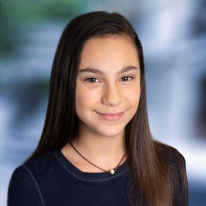 Let's Hear It For ACT's GODSPELL Kids! Meet Caroline Smith