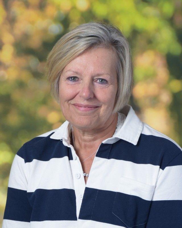 Beth O'Brien, Chair of the SAB