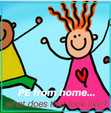 PE at home video link