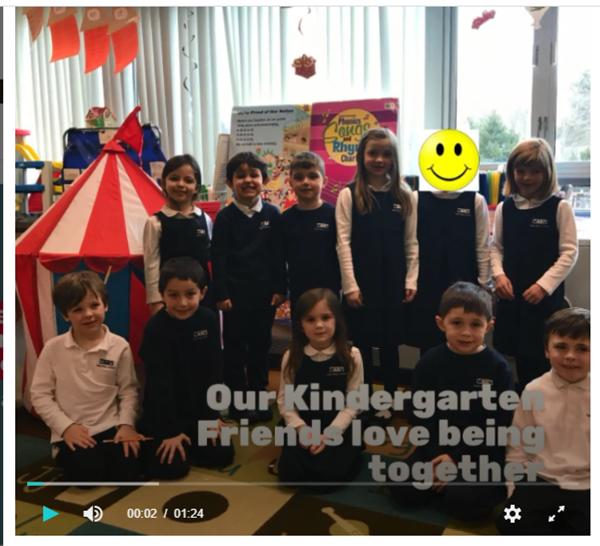 Kindergarten Morning Meetings Video