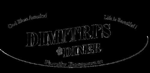 Dimitri's Diner Logo