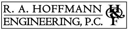 Logo for RA Hoffmann Engineering