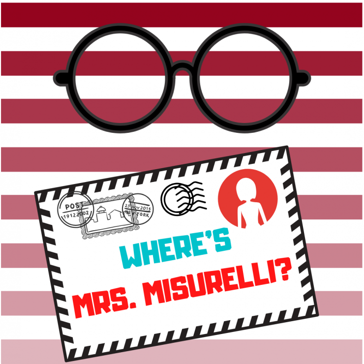 Where is Mrs. Misurelli Video Cover