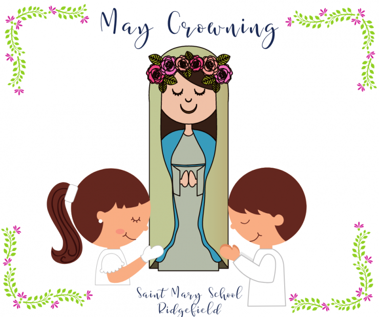 May Crowning Video